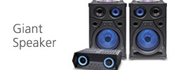Giant Speaker product