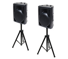 PA10-2SETS speaker stand