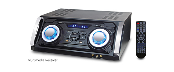 RUMBA 10-A3 receiver